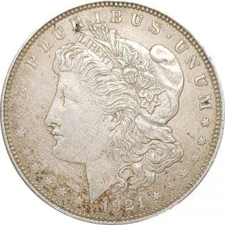 1 דולר 1921 מורגן