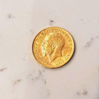 סוברין זהב 1927
