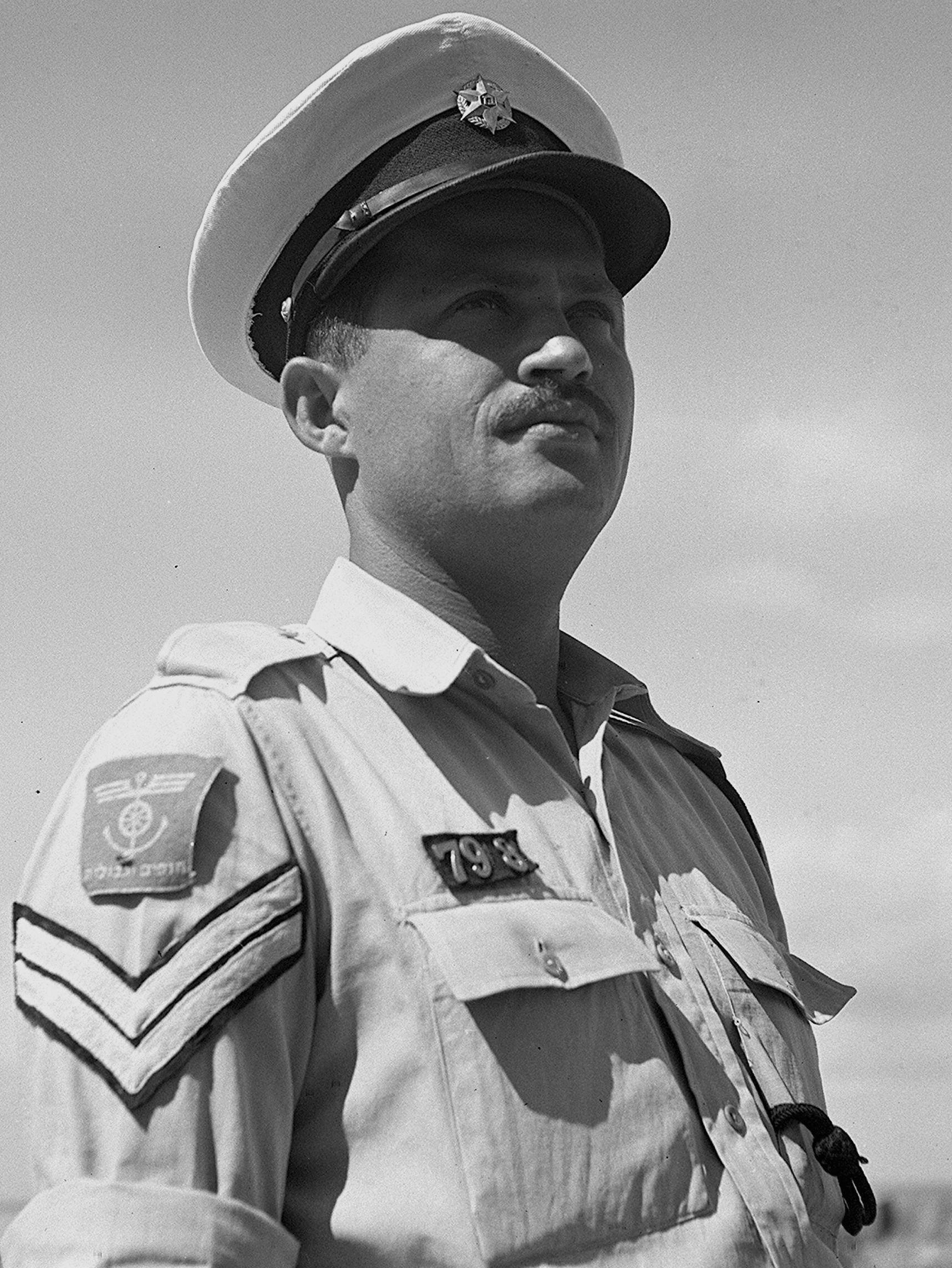 סיכות ותגים של משטרת ישראל
