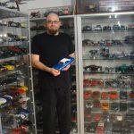אוסף דגמי מכוניות של איציק מלכין