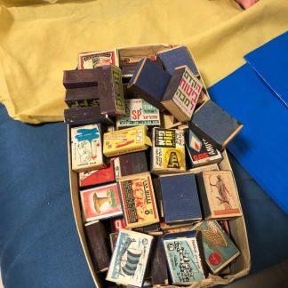 אוסף קופסאות גפרורים