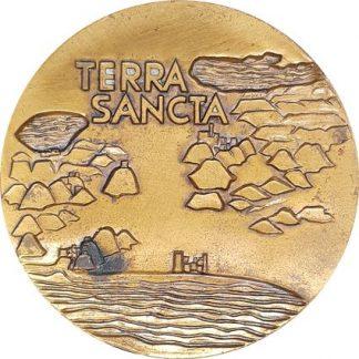 מדליה ארד TERRA SANCTA