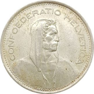 5 פראנק 1969 שוייץ
