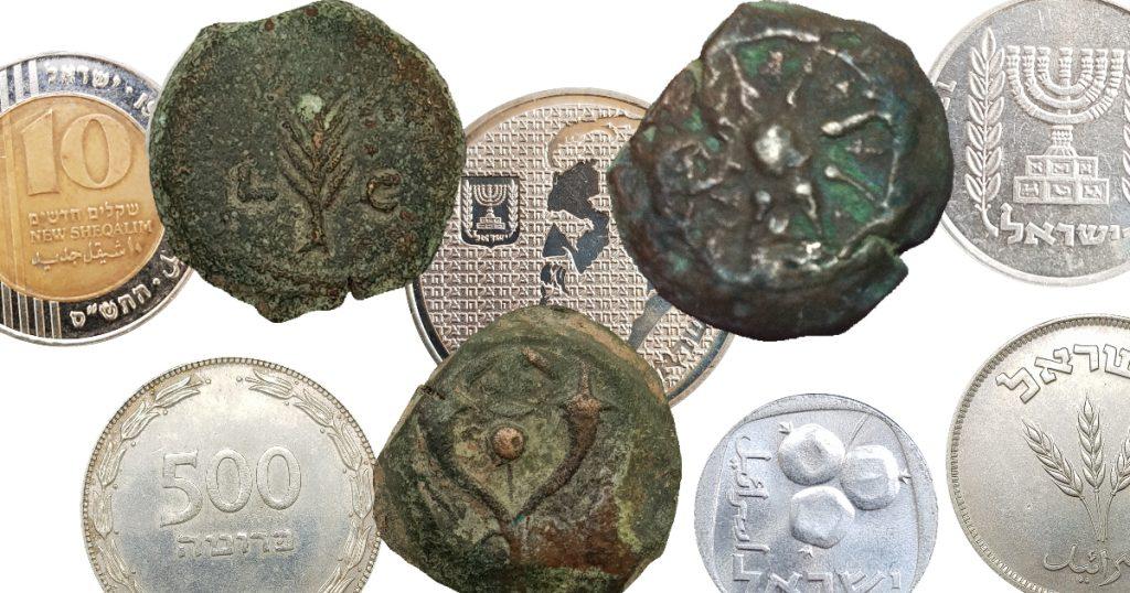 מטבעות ארץ ישראל