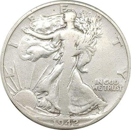 50 סנט 1942 ארצות הברית