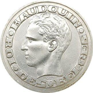 50 פראנק 1958 בלגיה