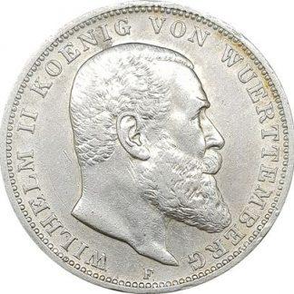 3 מארק 1910 WURTTEMBERG