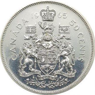 50 סנט 1965 קנדה