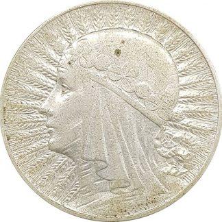 5 זלוטי 1934 פולין