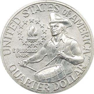 25 סנט 1976 מכסף