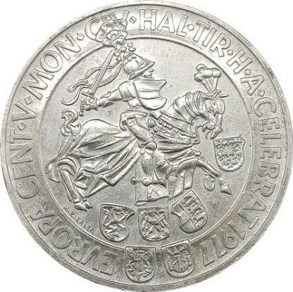 100 שילינג 1977 אוסטריה