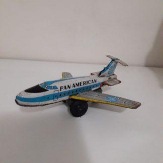גם מטוס בואינג 727 של פאן אמריקן