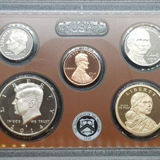 סט מטבעות ארצות הברית מכסף