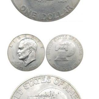 מטבע דולר ארצות הברית 1776-1976