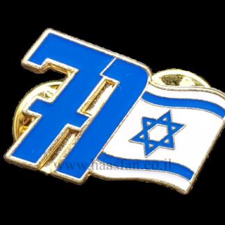 סיכת יום העצמאות 71 למדינת ישראל