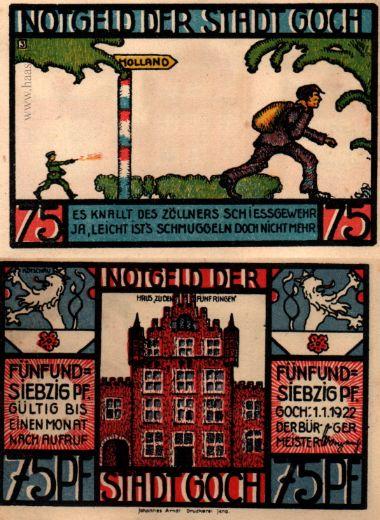 נוטגלד, גרמניה 1922