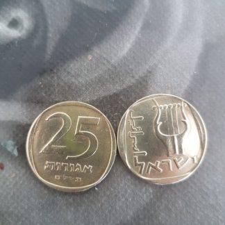 מטבע ארץ ישראל