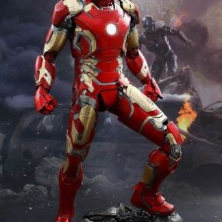 Hot Toys QS005 Avengers Ultron Iron Man Mark 43 1/4 Scale