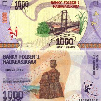 1000 אריארי 2017, מדגסקר - UNC