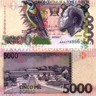 5000 דובראס 1996, סנט תומאס ופרינס - UNC