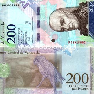 200 בוליבאר 2018, ונצואלה - UNC