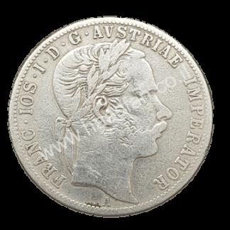 1 פלורין 1871 מכסף 0.900, האימפריה האוסטרו-הונגרית
