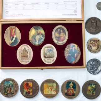 אוסף מטבעות ארד כ-60