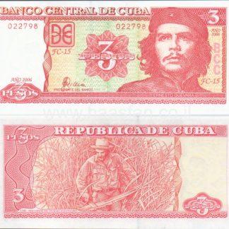 3 פסוס 2006, קובה - UNC