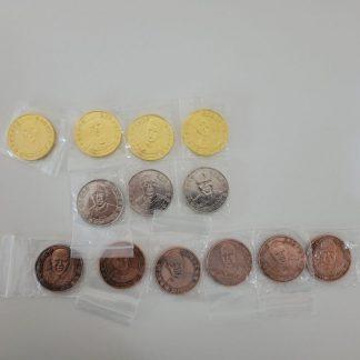 מטבעות סופרגול למכירה